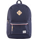 Herschel Heritage Backpack Peacoat/Windsor Wine/White